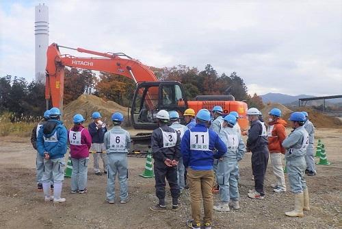 建設工事に従事する労働者に対する安全衛生教育