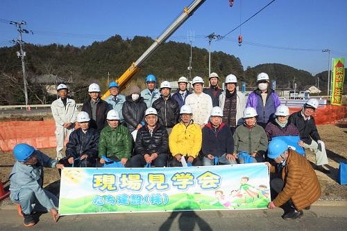 大津能登川長浜線補助道路整備工事(下戸山)