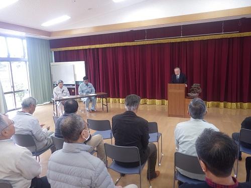 比江自治会への社会貢献 - コピー