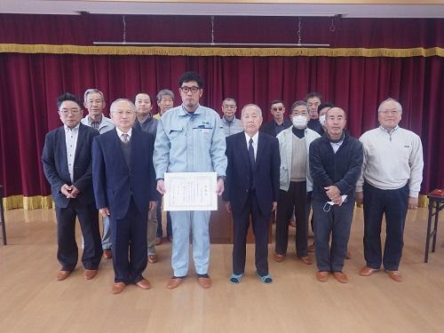 比江自治会への社会貢献3 - コピー