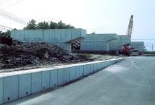 野洲中主線緊急地方道路整備第1工区工事