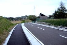 市道小野六地蔵線道路改良工事