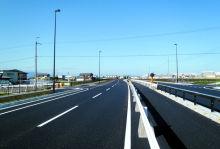 草津守山線 補助道路整備工事