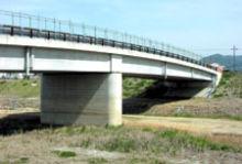 市道24号橋下部工その他工事