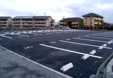 県営住宅(神領)駐車場整備工事