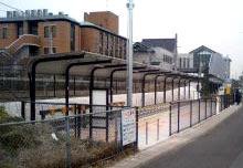 手原駅北側駐輪場整備工事