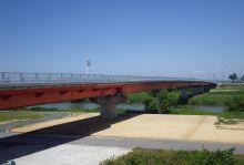 幸津川服部線 補助道路整備工事